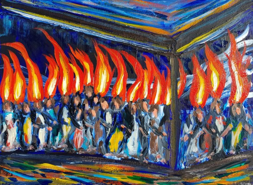 Pentecost: Making Christianity Weird Again