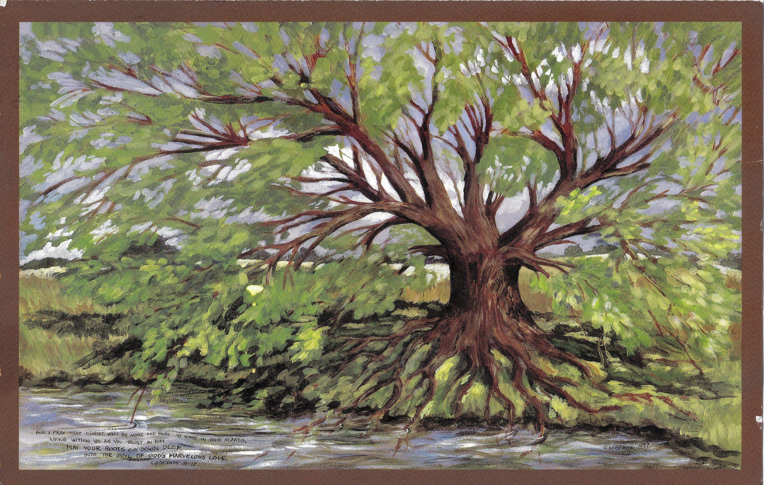 No One Will Make Them Afraid: The Arborist's Bible