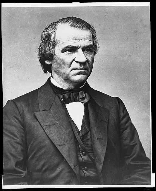 A Tale of Andrew Johnson
