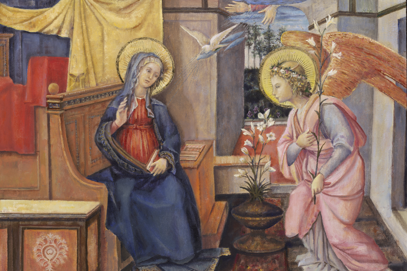 Advent Is for the Excluded — Mary