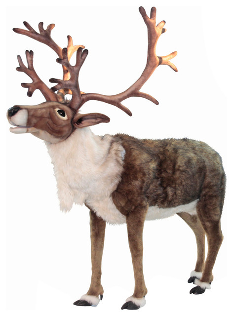 This image has an empty alt attribute; its file name is reindeer.jpg