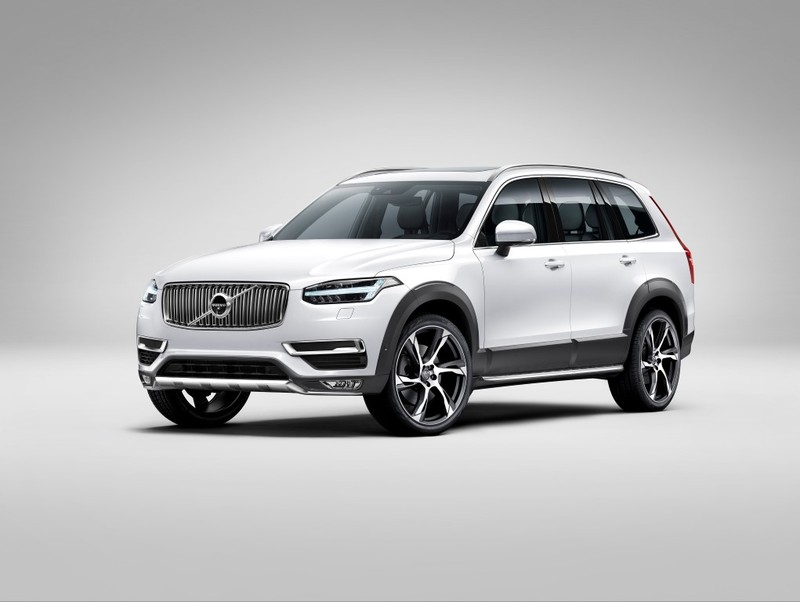 2016 volvo xc90 revdata. Black Bedroom Furniture Sets. Home Design Ideas