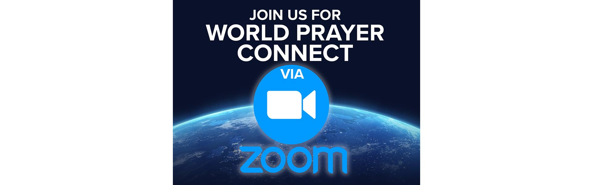 World Prayer (Zoom meeting)