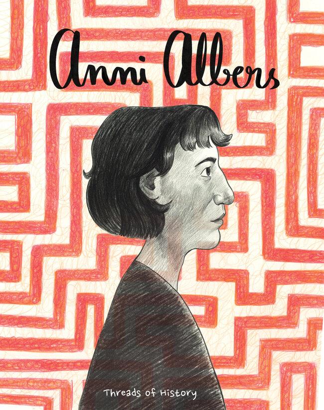 Anni Albers Comic Cover