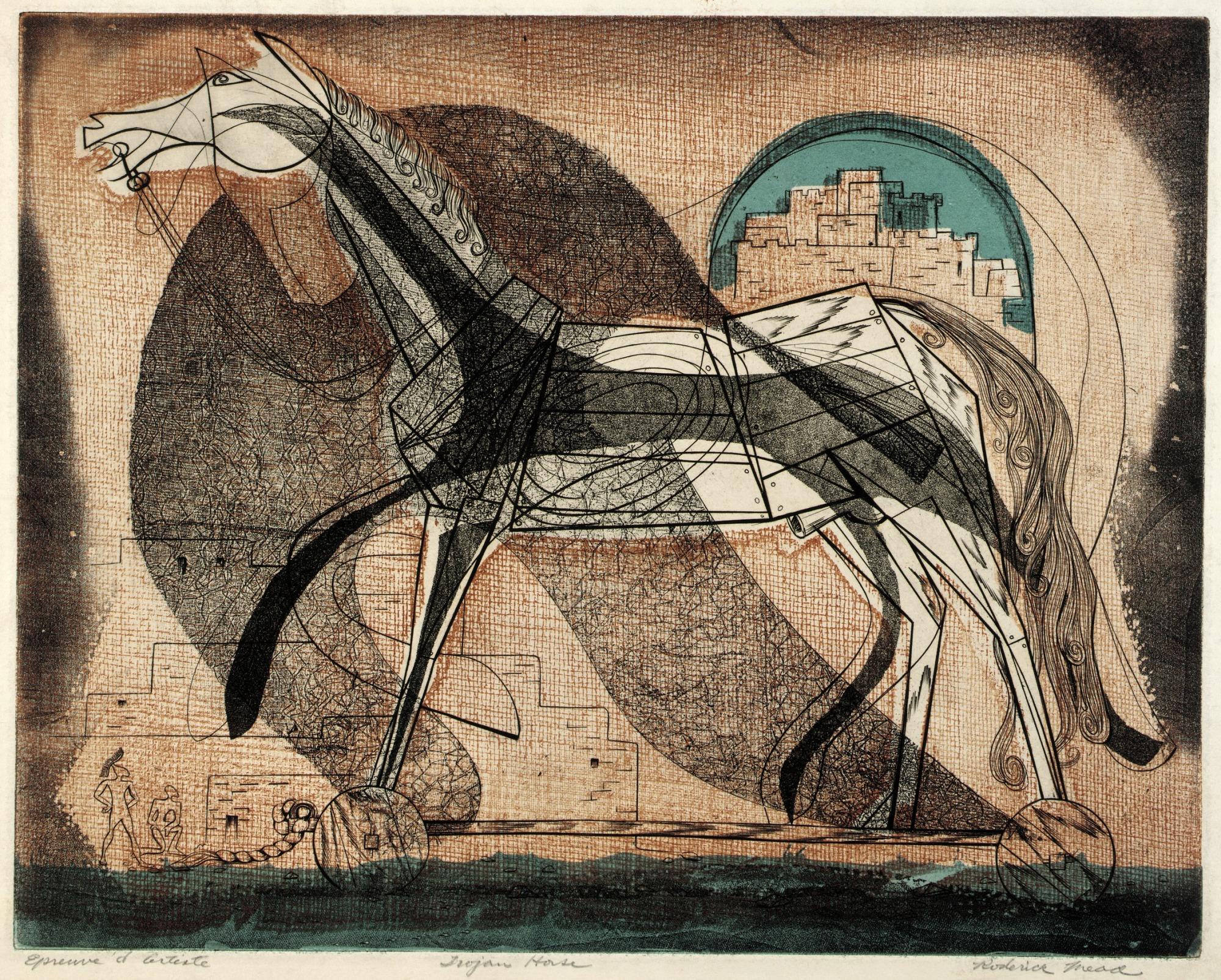 Trojan Horse Smithsonian American Art Museum