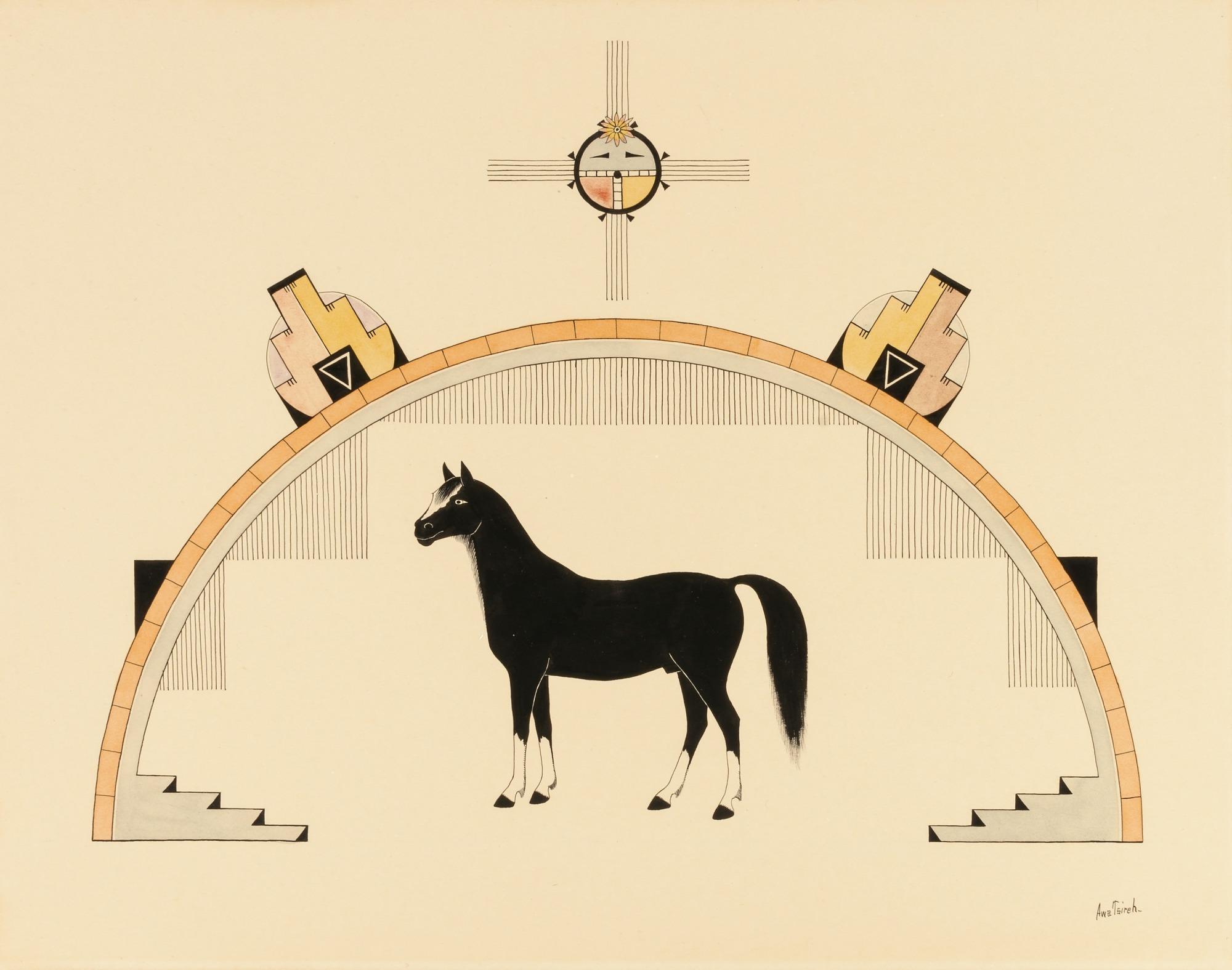 Black Horse Smithsonian American Art Museum