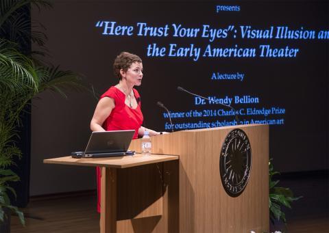 Eldredge Prize Lecture