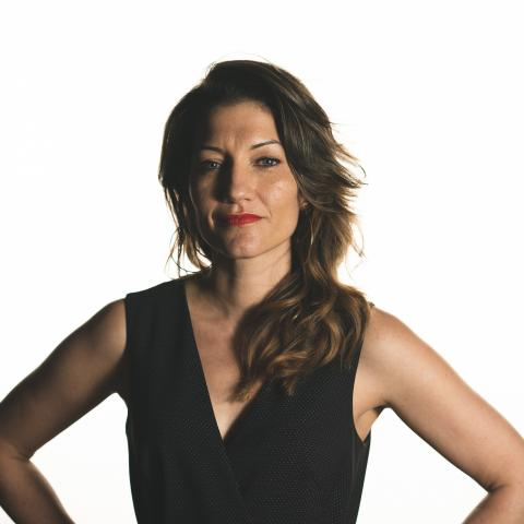 Cropped photo of director Alexandra Henry