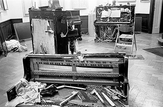 Ibach piano history essay