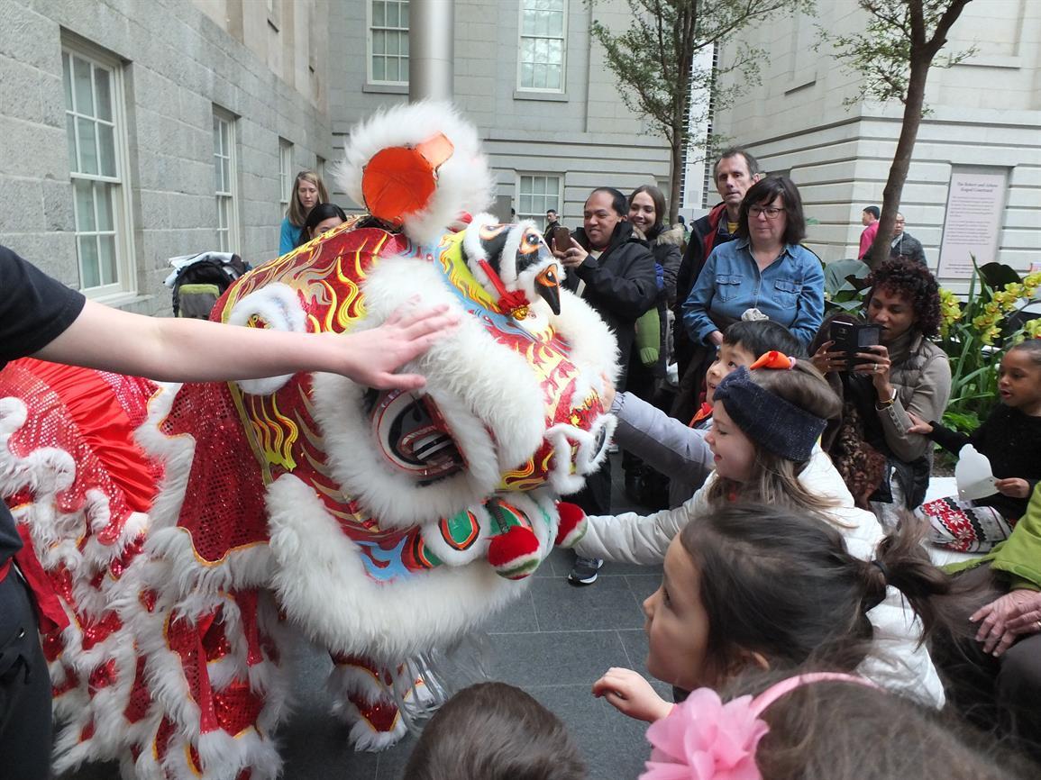 Smithsonian Chinese New Year Family Celebration
