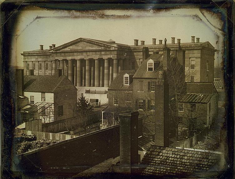 Old Patent Office Building 1846