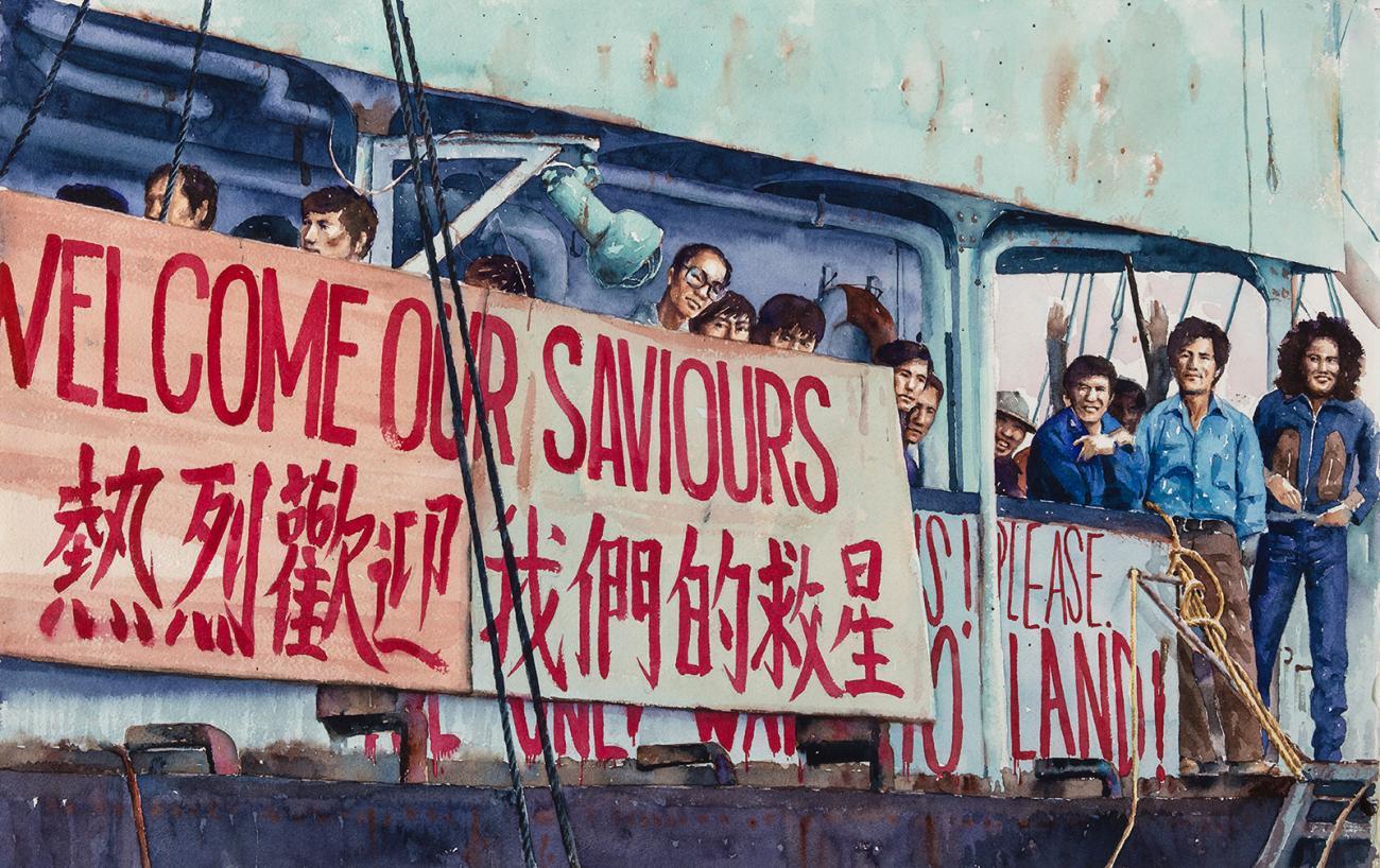Tiffany Chung: Vietnam, Past Is Prologue | Smithsonian