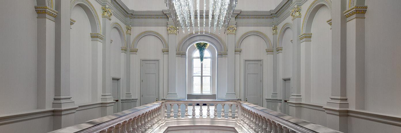 This Is A Photograph Of The Interior Of The Renwick Gallery.