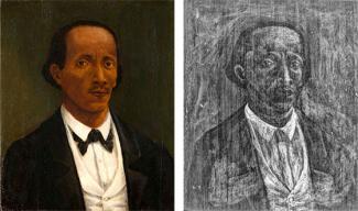 Splash Image - Art Conservation: A Look Inside Pio Casimiro Bacener's Autorretrato