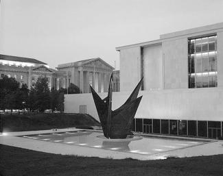 Splash Image - Conservation of Alexander Calder's Gwenfritz