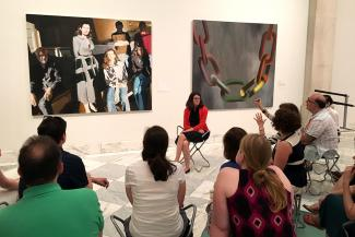Splash Image - Conversation Pieces: The Value of Dialogue in Art Museums