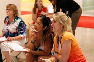 Splash Image - Education: If You Give a Teacher an Art Museum...