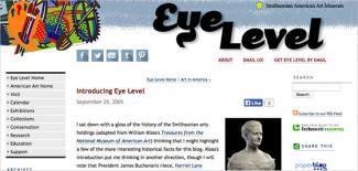 Splash Image - Eye Wonder: Ten Years of Blogging at SAAM