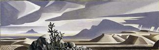 Splash Image - American Muralist Tom Lea