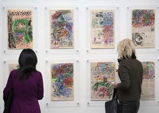 Splash Image - Museum: A Tale of Art, Life and Everything In Between
