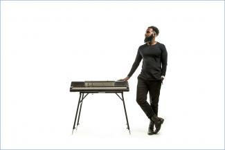 Splash Image - Luce Unplugged: Aaron Abernathy