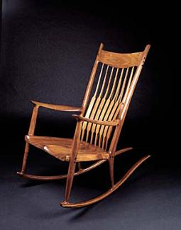Blog Image 259 - In Memoriam: Sam Maloof (1916-2009)