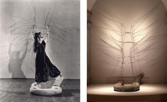 Splash Image - Martha Graham and Isamu Noguchi: Cave of the Heart Dance Performance