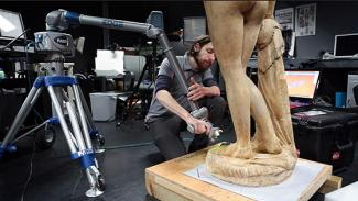 Splash Image - 3D Scanning: The 21st-Century Equivalent to a 19th-Century Process