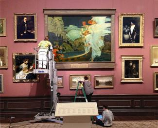 Splash Image - Picture This: Behind-the-Scenes at the Renwick's Grand Salon