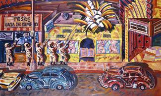 Splash Image - Open Today: Our America: The Latino Presence in American Art