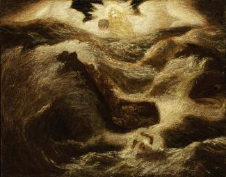 Splash Image - Ryders on the Storm: Celebrating the Art of Albert Pinkham Ryder