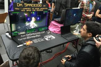 Splash Image - Submit Your Game to the 2017 SAAM Arcade!