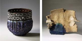 Splash Image - Creative Disruption: June Schwarcz and Peter Voulkos at the Renwick