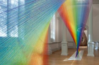 Splash Image - Light Fantastic: Gabriel Dawe in Conversation