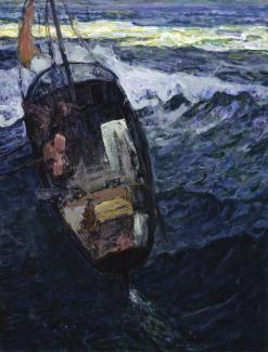 Maritime Art CHILDE HASSAM The South Ledges Appledore; 1913