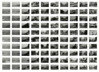 A photo montage of Manhattan Beach