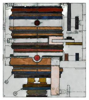 SLAC Drawing III (#646)