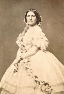 Harriet Lane Johnston
