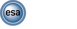 This is the logo for ESA.