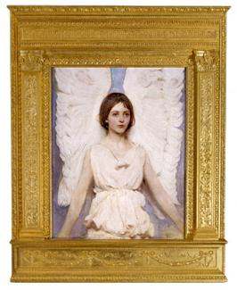 Stanford White tabernacle-style frame