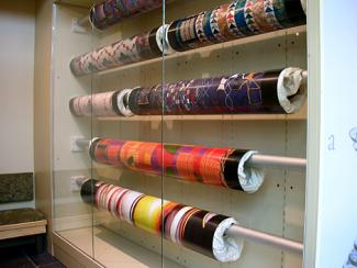 Quilts on Display at Luce