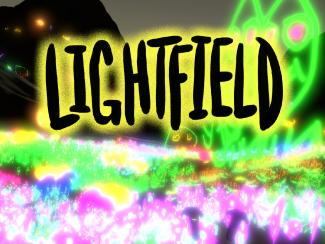 An image taken from the Indie Game, Lightfield