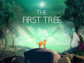 An image taken from the Indie Game, The First Tree