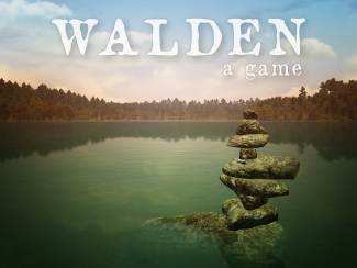 An image taken from the Indie Gamer, Walden.