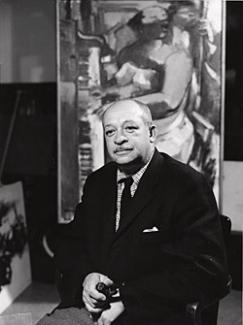 Charles Henry Alston Portrait