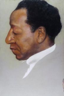 Beauford Delaney Portrait
