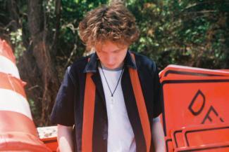Musician Luke Stokes