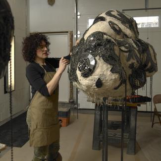 Exhibitions - Renwick Invitational, Meet the Artist, square