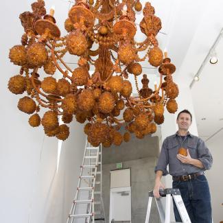 Exhibitions - Renwick Inviational, Meet the Artist, square