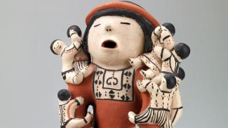 Blog - Fire, Cloud, Earth: Native Women Artists at SAAM